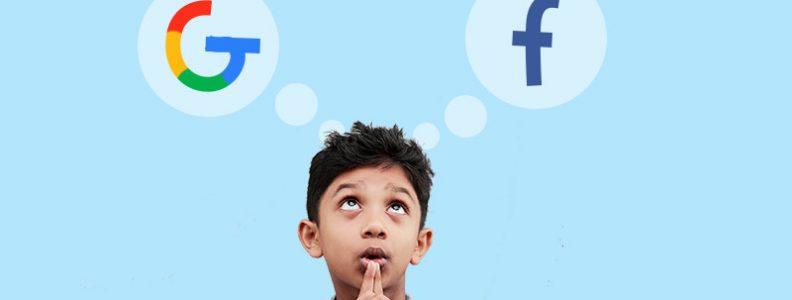 Perbandingan Facebook Vs Google Ads Dari Berbagai Aspek